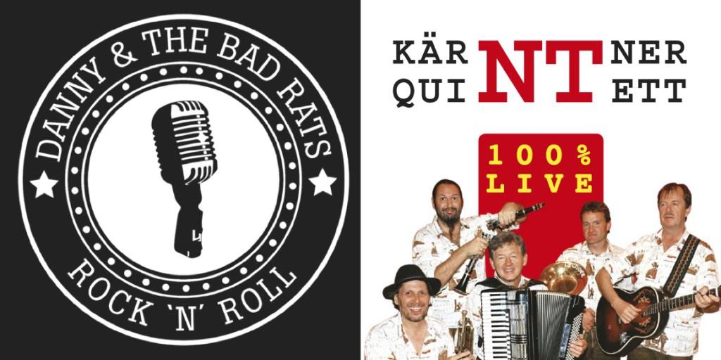 Bad Rats & Kärntner Quintett