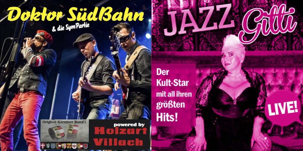 Doctor Südbahn & Jazz Gitti