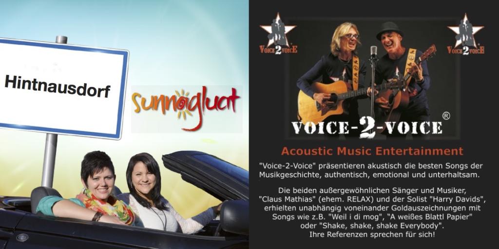 Sunnagluat & Voice 2 Voice