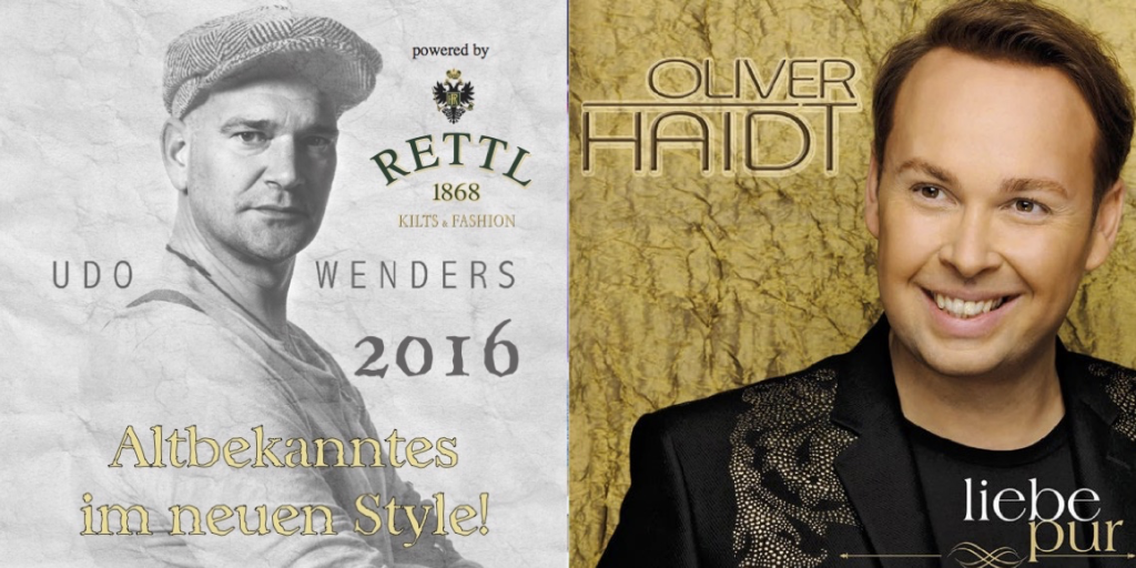 Udo Wenders & Oliver Haidt