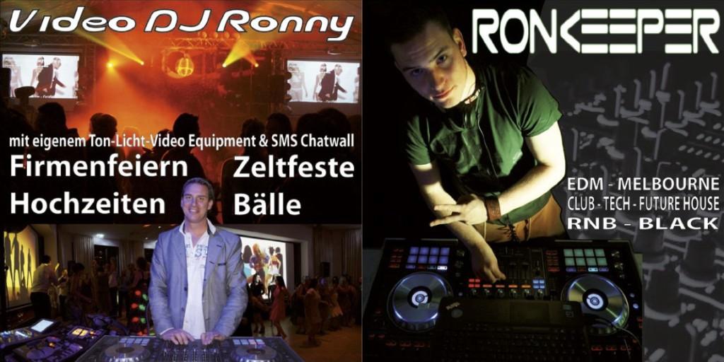 Video DJ Ronny & Ron Keeper